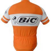 vintage retro cycling jersey bic