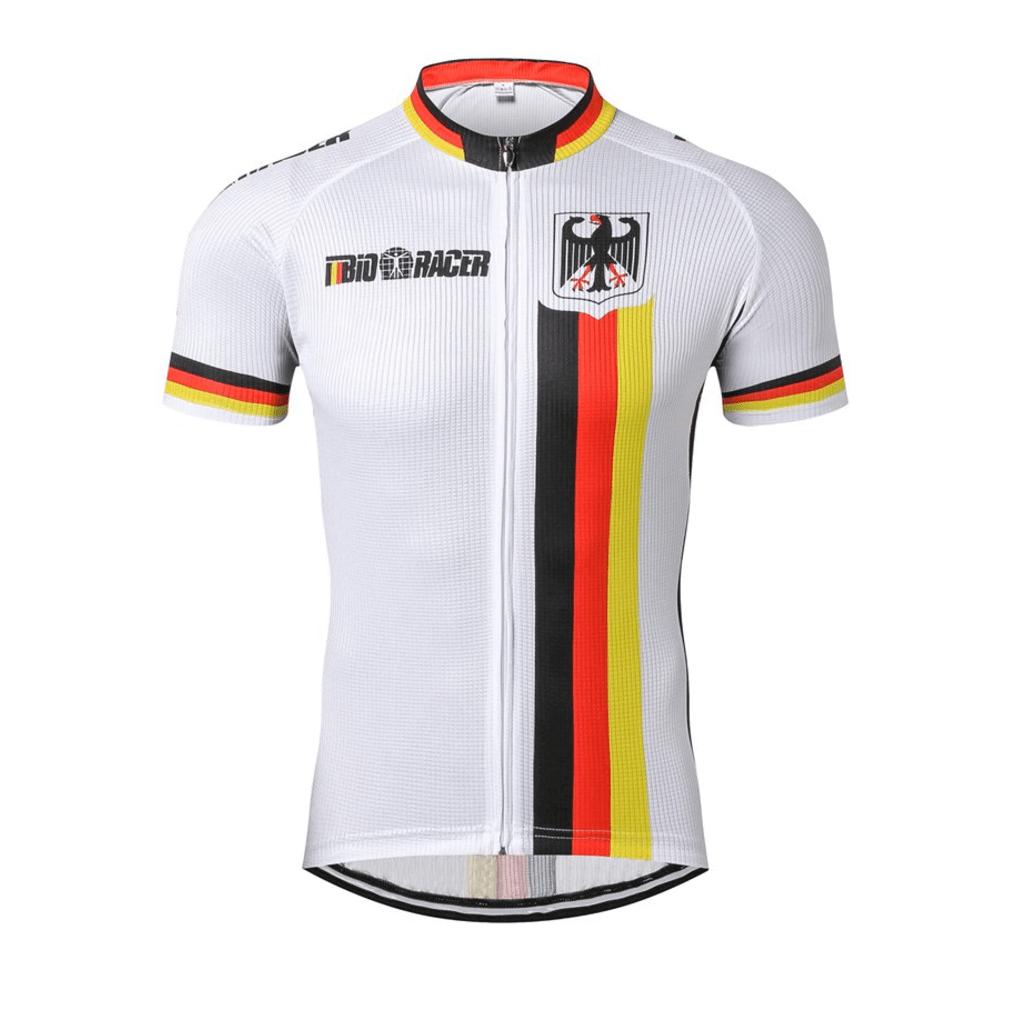 deutschland germany german cycling jersey eagle bike