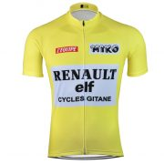 vintage retro cycling jersey renault gitane