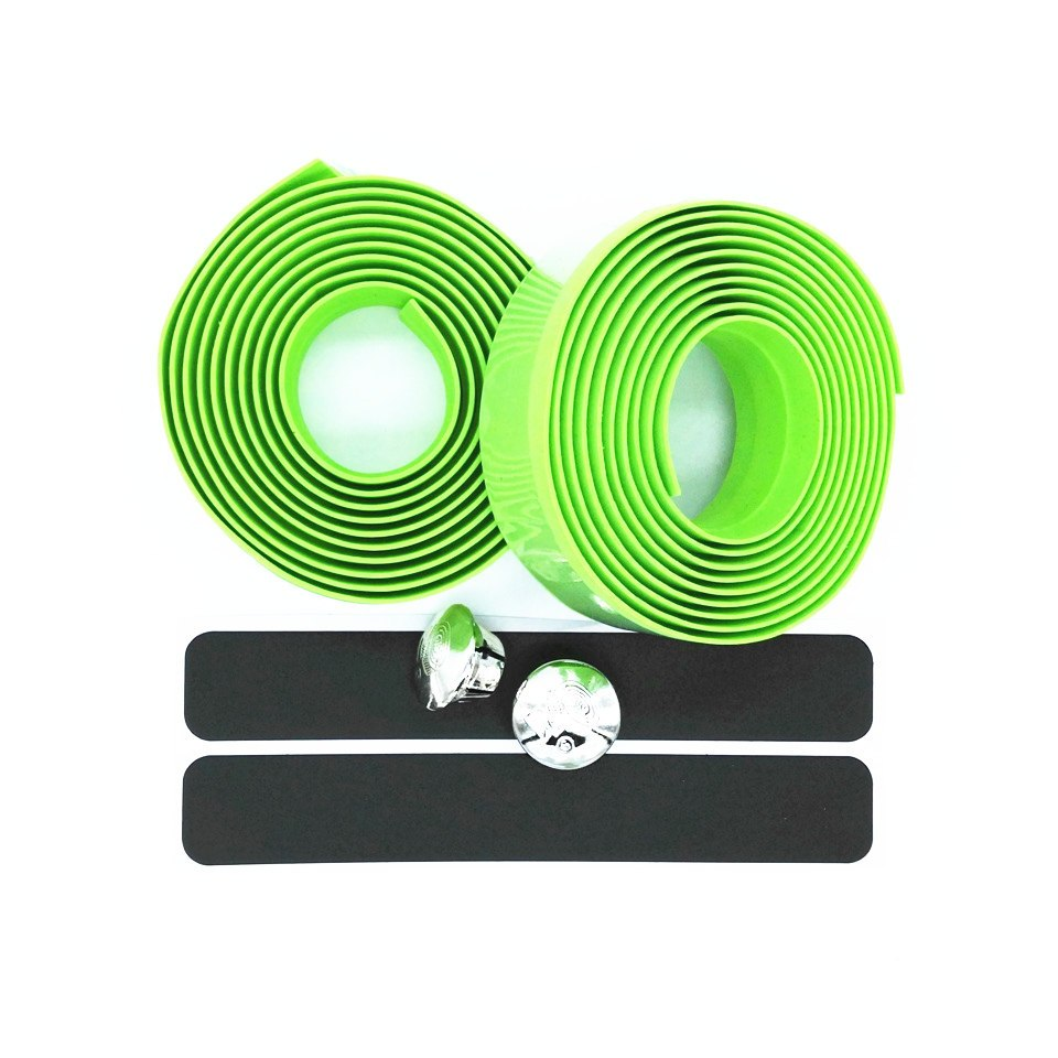 bar tape neon bicycle green