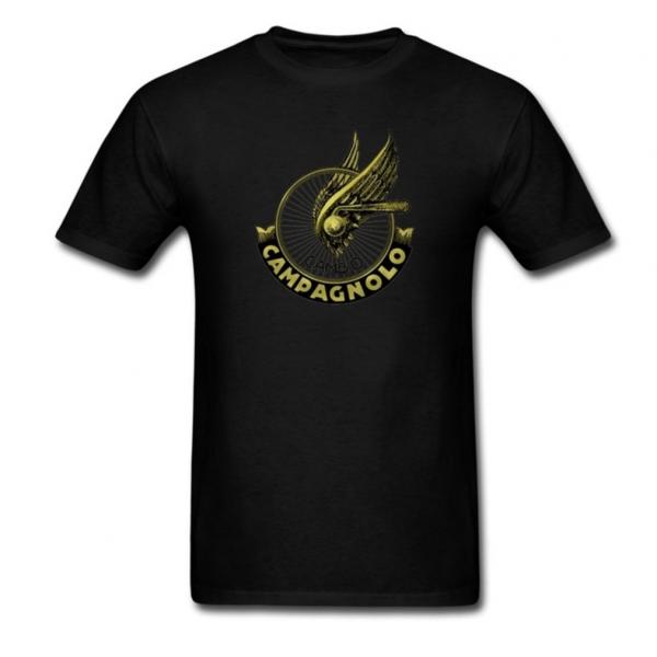 t-shirt tshirt campagnolo retro logo campy