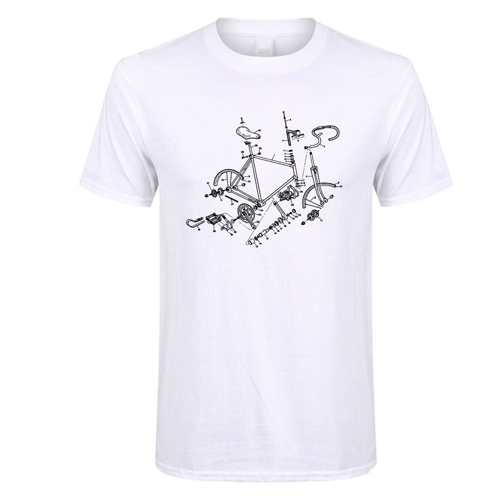 kit bike t-shirt tshirt retro fixed gear