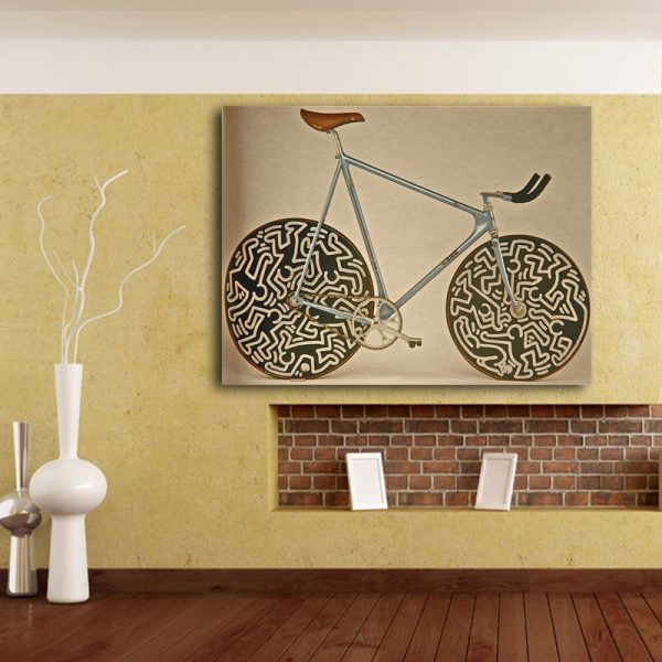 cinelli laser canvas poster decoration
