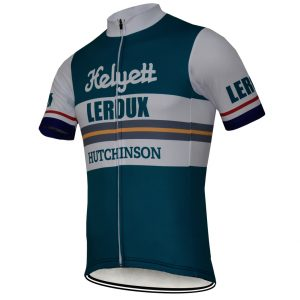 vintage retro cycling jersey helyett hutchinson